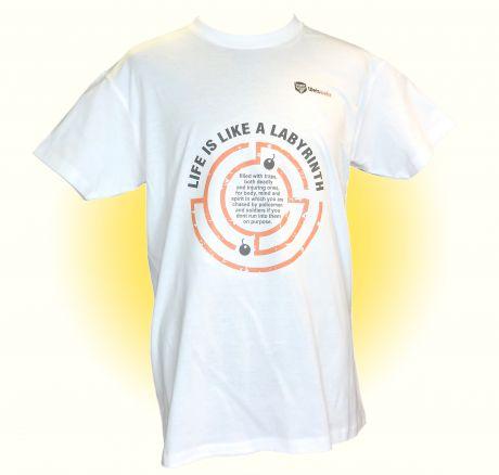 Life is like a Labyrinth - T-Shirt