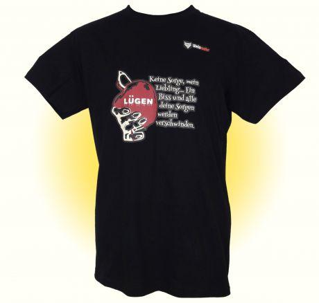 Liars Apple - T-Shirt