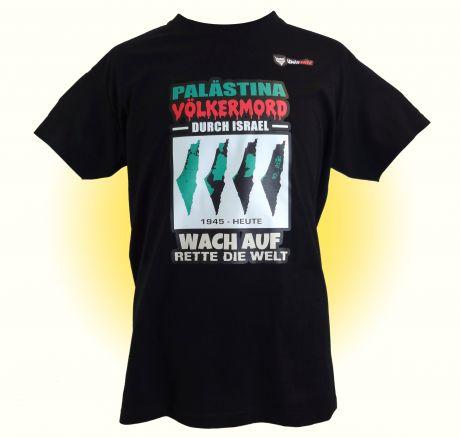 Palästina Völkermord - T-Shirt