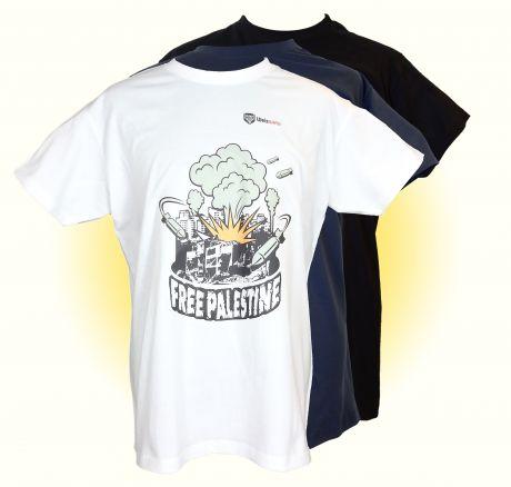 Free Palestine - T-Shirt