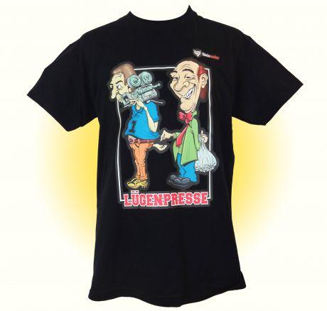 Lying press - T-Shirt