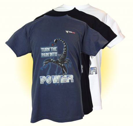 Turn the Pain into Power - T-Shirt