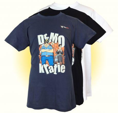 Demockracy - T-Shirt