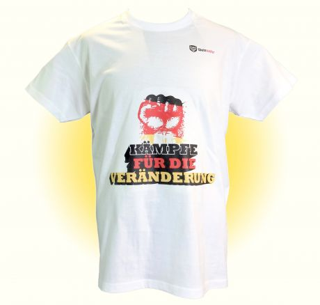 Fight for the change - T-Shirt