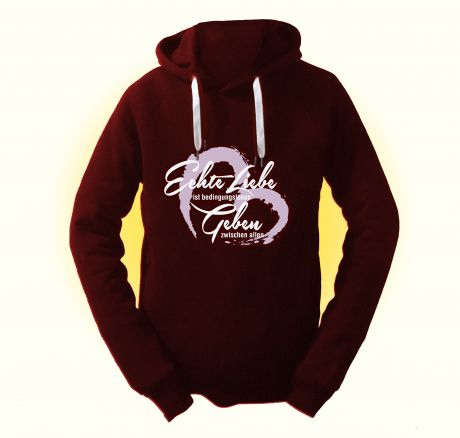 Unconditional giving - Pullover