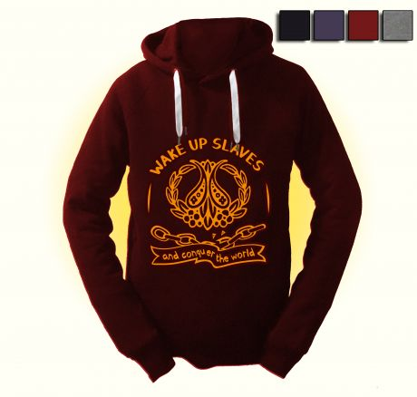 Wake up and conquer the world! - Pullover