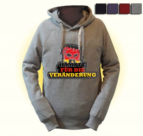 Fight for the change - Pullover