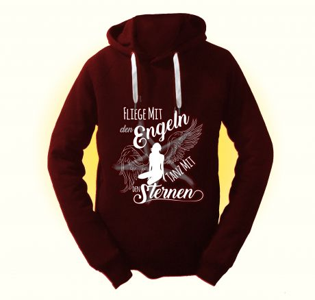 Fly with the angels and dance with the stars - Pullover