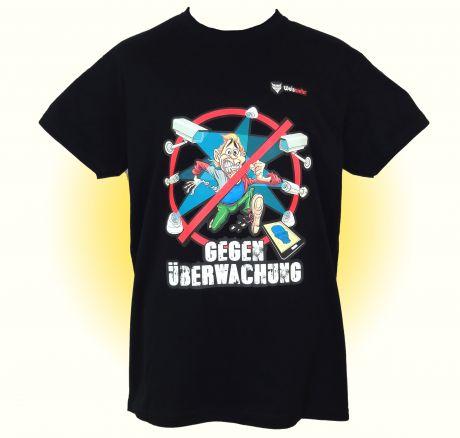 Against Surveillance - T-Shirt