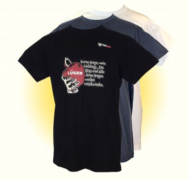 Liars Apple - T-Shirt