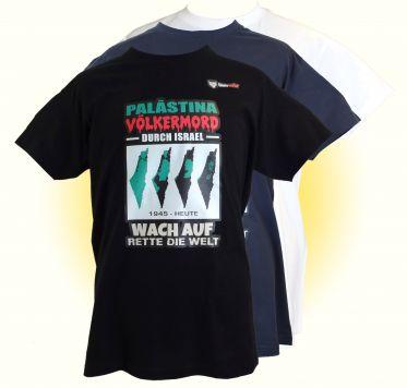 Palestine Genocide - T-Shirt