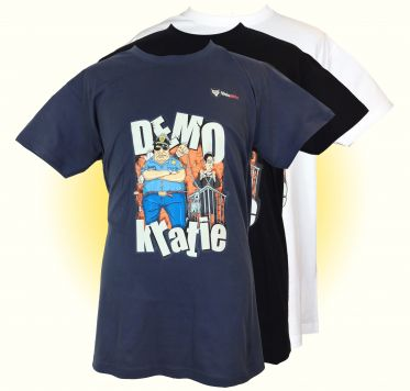 Demockracy - T-Shirt