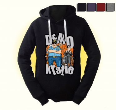 Demokratie - Satire - Pullover